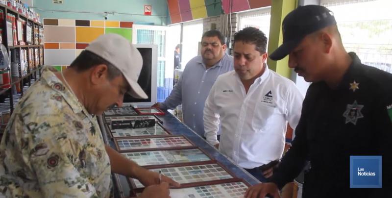 Suman 641 robos en comercio y 36 detenidos en lo que va del 2019: Canaco