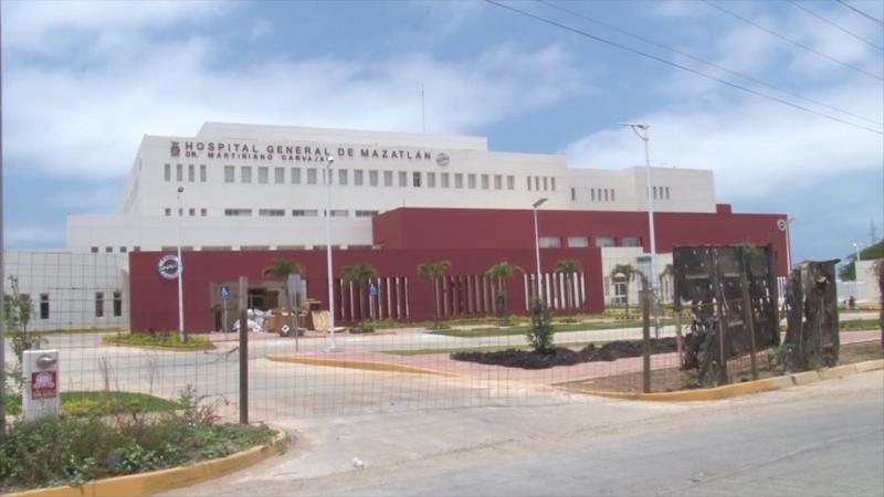 En octubre se inaugura el Hospital General de Mazatlán: Gobernador