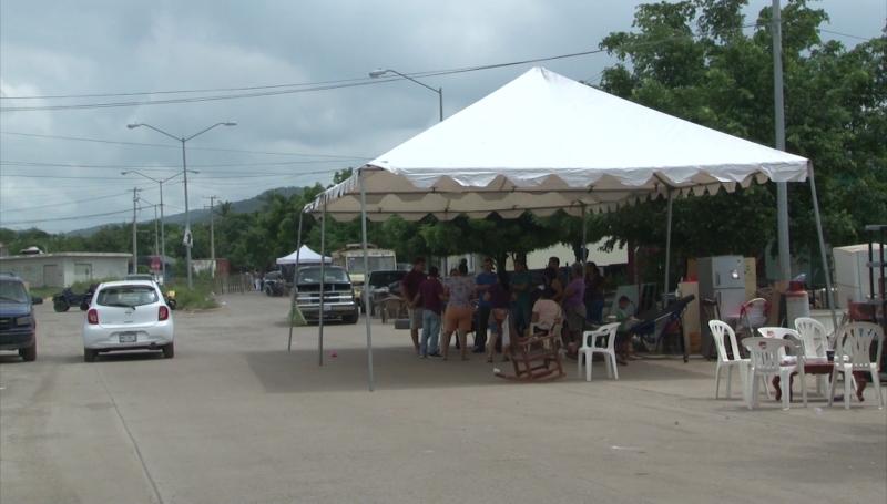 Desalojados siguen esperando al Alcalde