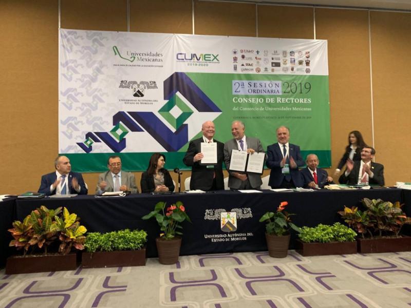 Lleva a cabo el CUMex su Segunda Sesión Ordinaria 2019