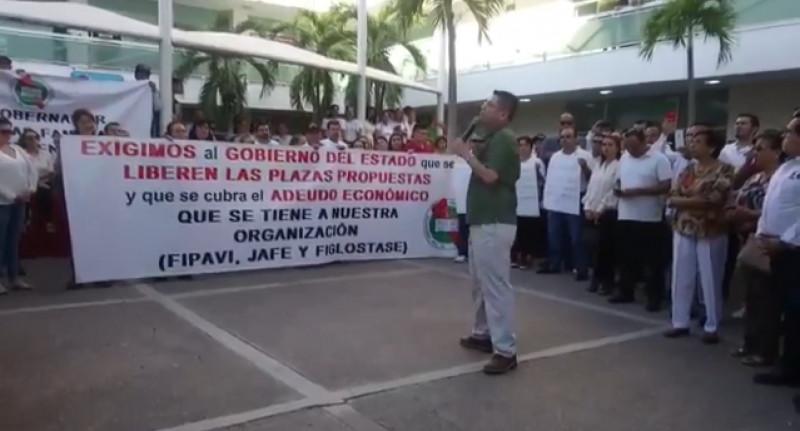 Gobierno le está cumpliendo a STASE: Quirino Ordaz