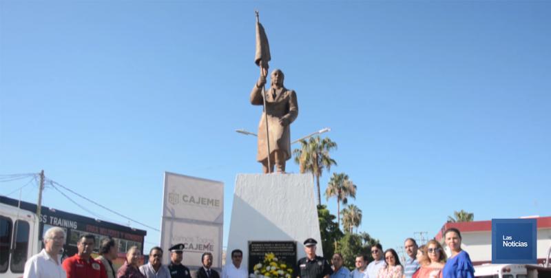 Conmemora Ayuntamiento 198 Aniversario de consumación de Independencia