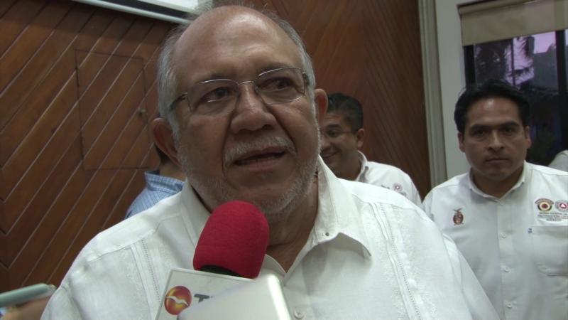 Asegura Alcalde que están preparados para atender cualquier emergencia en Mazatlán