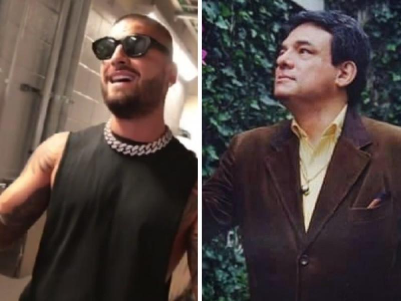 "VIDEO: Maluma interpreta ""El Triste"" como homenaje a José José"