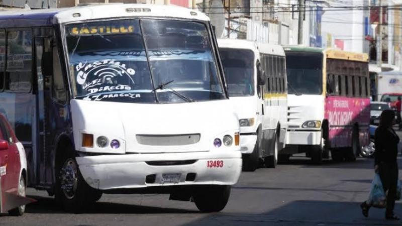 Suspendidas rutas de camiones en Mazatlán