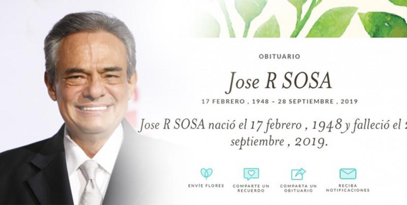 El cuerpo de José José ya apareció