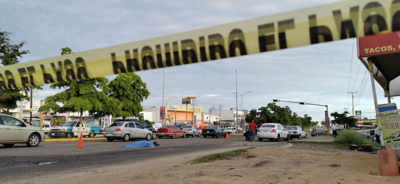 Fallece hombre atropellado frente al Mercado de Abastos