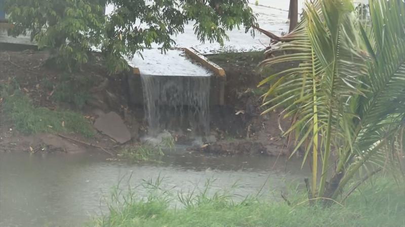 Saldo blanco en Sinaloa tras el paso de Narda