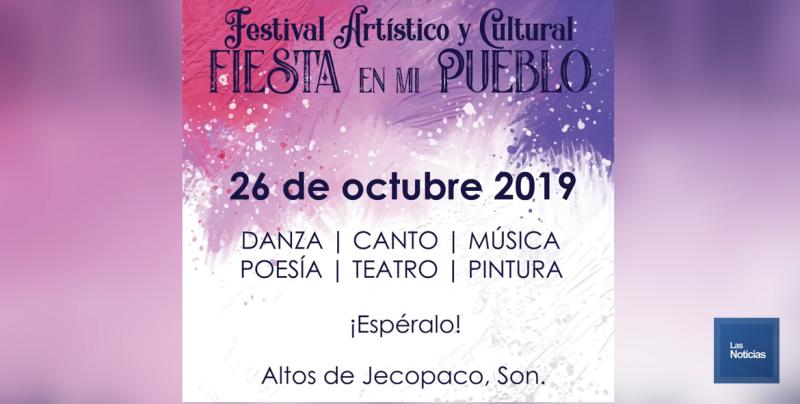 Ya viene el Festival Cultural Fiesta en Mi Pueblo en Altos de Jecopaco