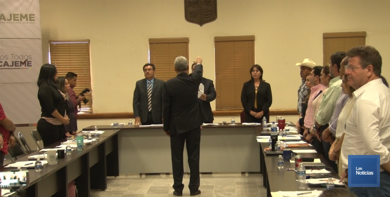 Renuncia López Durán; a Secretaría del Ayuntamiento