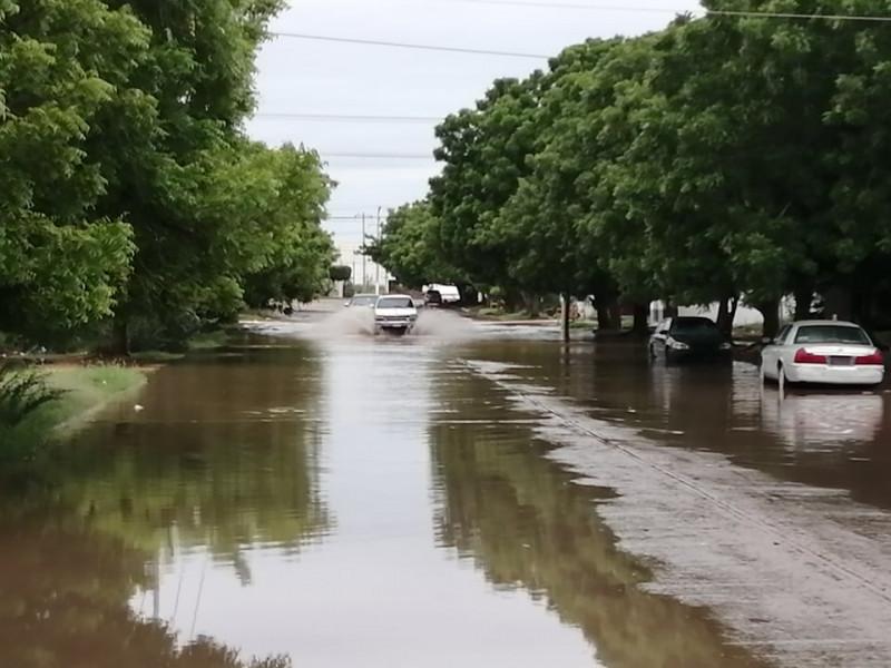 Mochis sin afectaciones por las lluvias