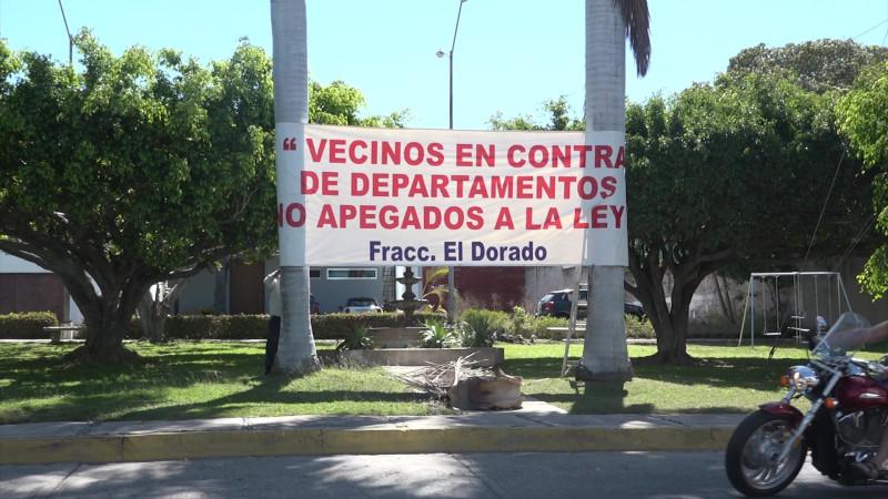 Ve Alcalde 'mitotes' en señalamientos de vecinos ante el Congreso