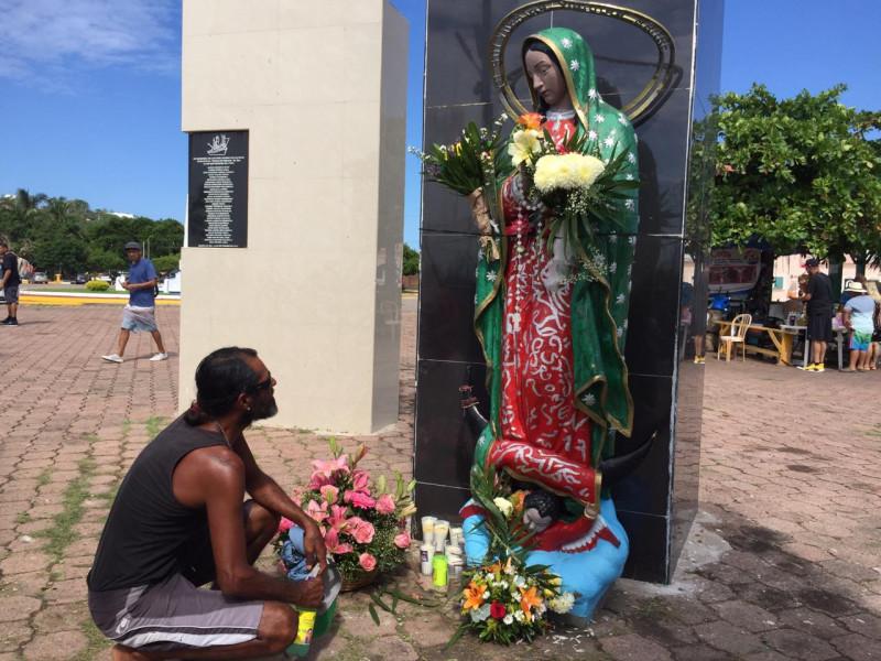 Virgen de la Puntilla, se vuelve atractivo turístico por sus milagros