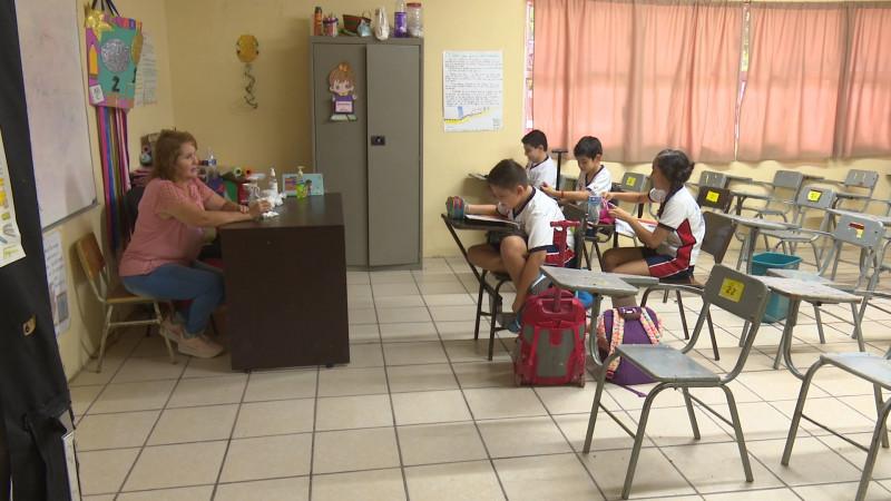 Marcado ausentismo se registra en las escuelas este 1 de Octubre