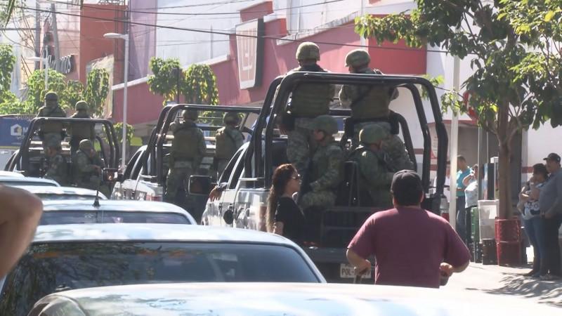 Personal de la Guardia Nacional se queja por cuestiones administrativas