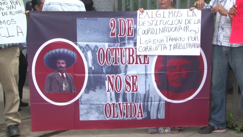 Exservidores de la nación exigen destitución de funcionarios