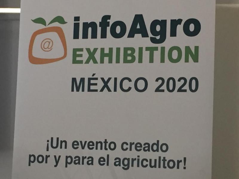 En mayo,  InfoAgro Exhibition 2020