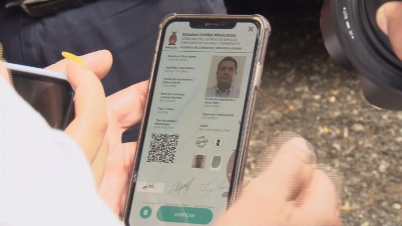 Lanzarán aplicación para licencias, se capacita a los elementos de tránsito