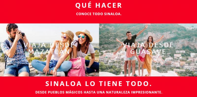 """Invita Secretario de turismo a participar en el Programa """"Viajando Puro Sinaloa"""""""