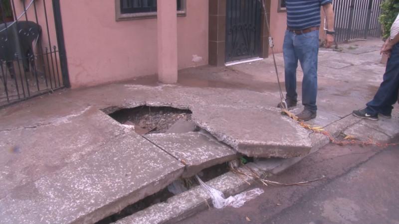 Construcciones en Infonavit Humaya no representan riesgo