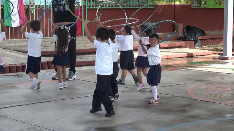 Necesario fortalecer la educación física en México: Cuén