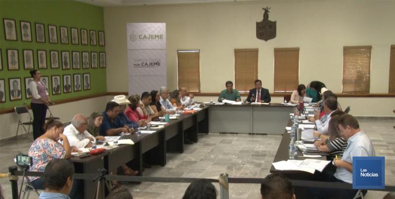 Aclara Regidor su ausencia en Sesión de Cabildo