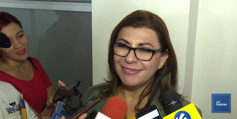 No aspira primera dama ser candidata a Diputada