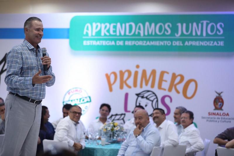 Sinaloa es Modelo Educativo Nacional