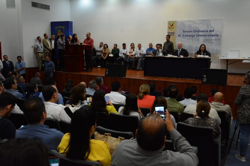 Sin incidentes proceso de renovación de 49 directores  en la UAS