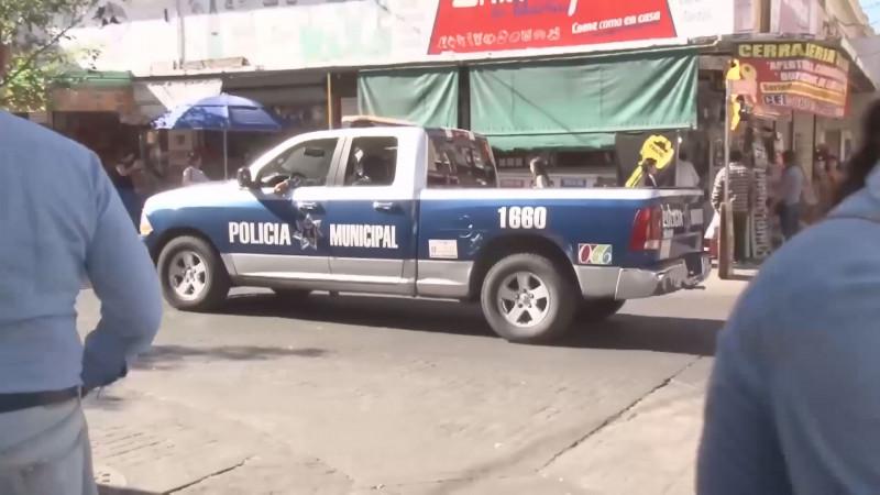 Crecen los robos y asaltos en el centro de Culiacán ante la ausencia de policías