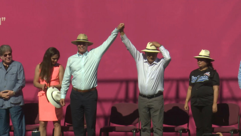 Confirman visita del presidente de la republica a Sinaloa