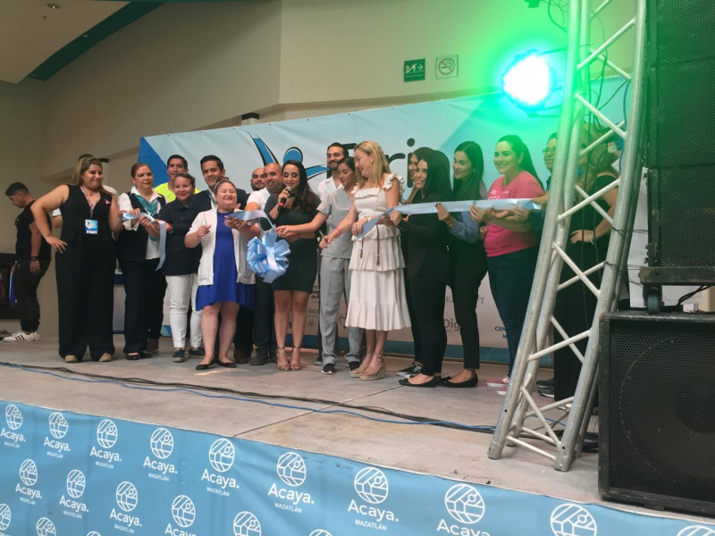 "Inauguran  ""Feria de la Salud TVP Mazatlán"""