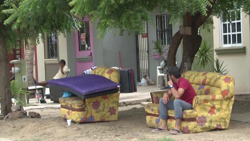 Desalojados de San Fernando tomarán el Ayuntamiento