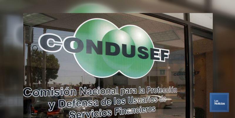 Suman cuatro denuncias ante módulo de Condusef instalado en Canaco