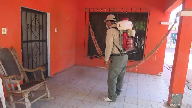 Dengue ha sido controlado en Sinaloa