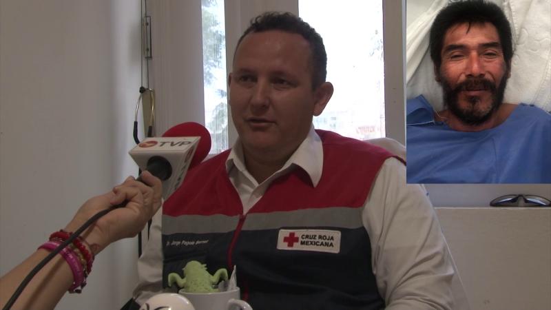 Se busca a familiares de paciente internado en Cruz Roja Mazatlán