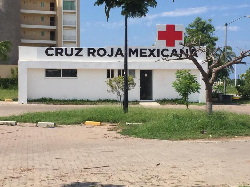 Cruz Roja reapertura módulo de emergencias en la Marina Mazatlán