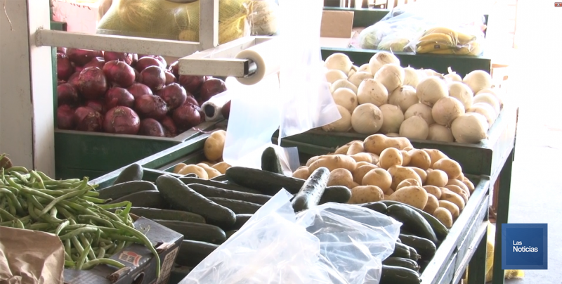 Se mantienen estables los precios de frutas y verduras