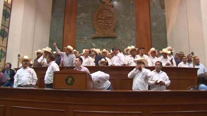 Piden productores a diputadas de MORENA que mejor defiendan el Presupuesto al campo