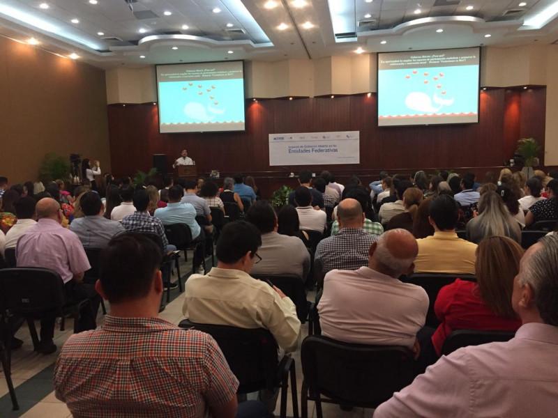 Realizan encuentro regional sobre Gobierno Abierto y su impacto en las entidades federativas