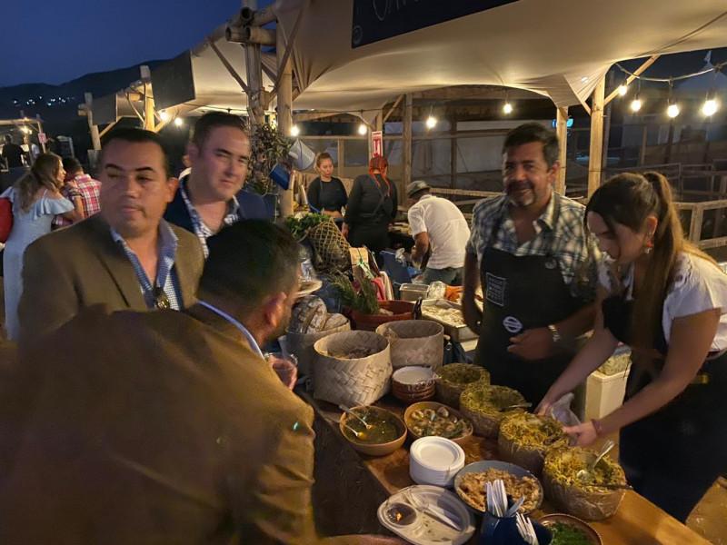 Productores pesqueros comercializan camarón mexicano