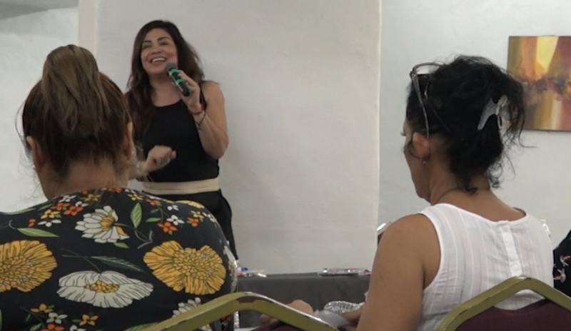 CAVI Mazatlán capacita a sus colaboradoras