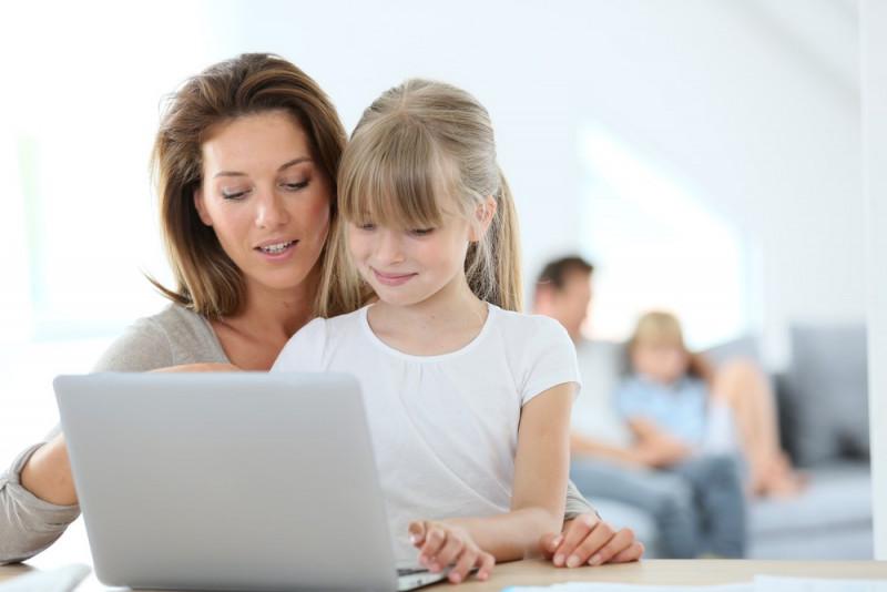 La confianza es buena, el control es mejor: protección de los niños con el teléfono inteligente