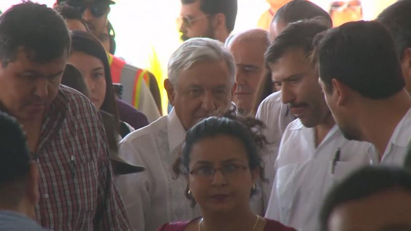 Productores agrícolas tendrán un espacio con el Presidente López Obrador para entregar sus demandas