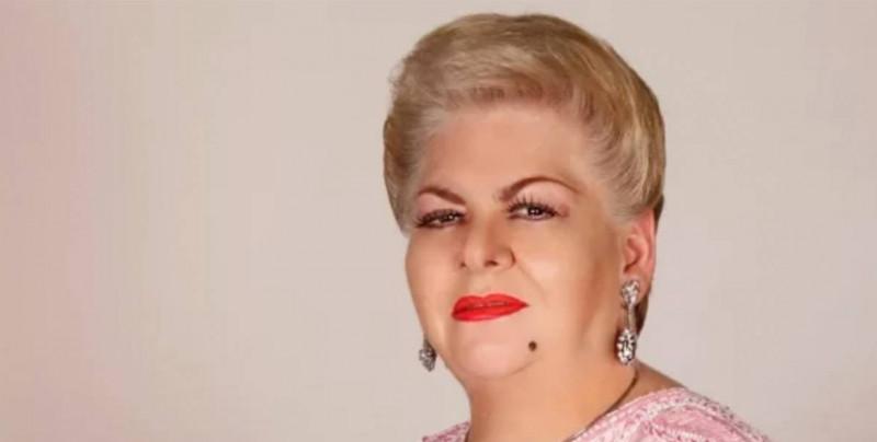 Paquita la del Barrio es hospitalizada de emergencia, en terapia intensiva