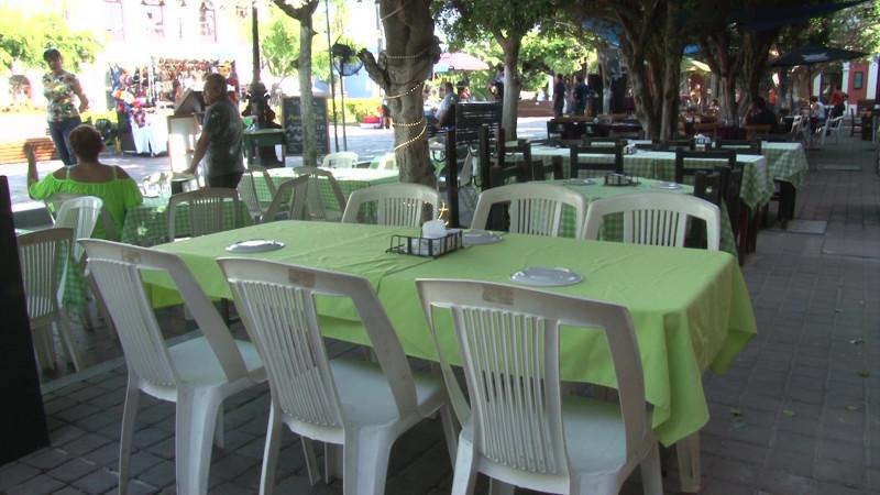 Se extienden las 'Banquetas Libres' al Centro Histórico