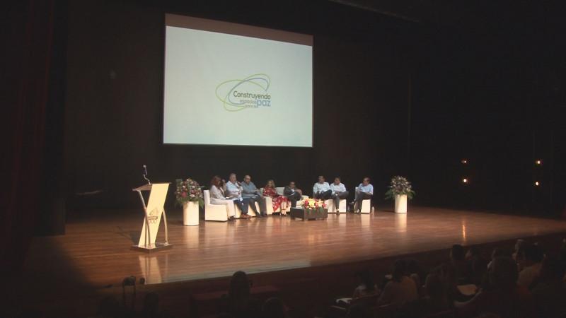 Realizan panel sobre consolidación del sistema de justicia penal