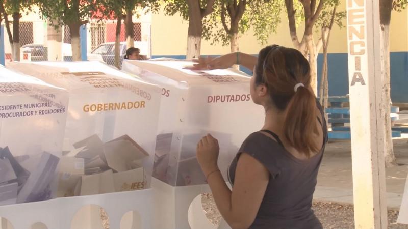 Una posibilidad el voto electrónico en México