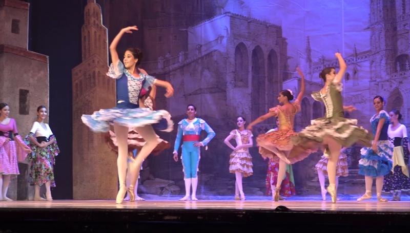 """""""Encanta"""" Ópera y Ballet"""