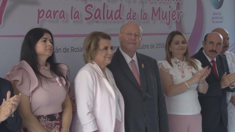 En marcha la Séptima Jornada por la Salud de la Mujer en la Universidad Autónoma de Sinaloa